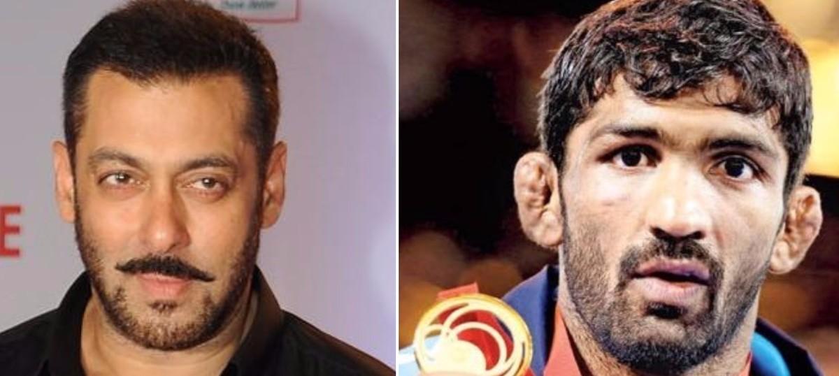 सलमान खान को ओलंपिक का गुडविल एंबेसडर बनाए जाने से पहलवान योगेश्वेर दत्त नाराज