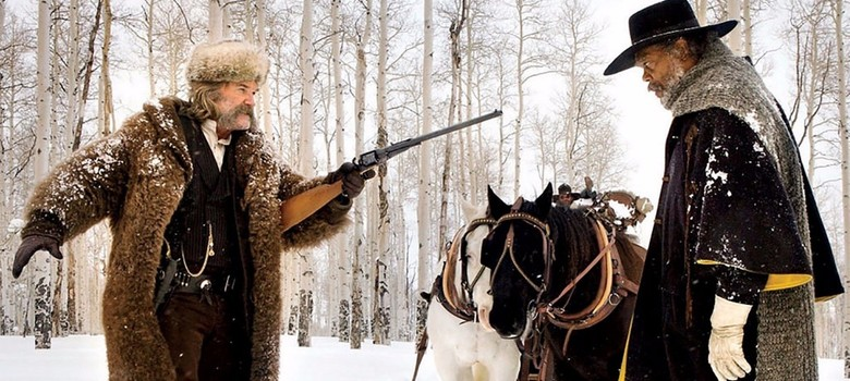 Trailer talk: 'The Hateful Eight', 'The 33', and 'The Danish Girl'