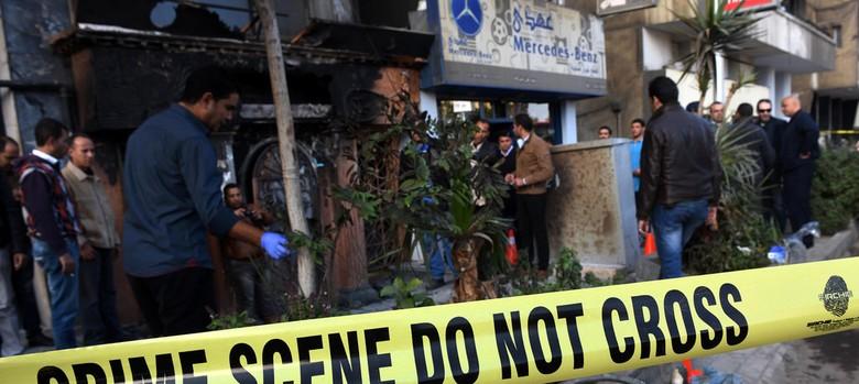 16 killed in petrol bomb attack at Cairo nightclub