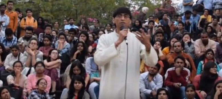 Is the Left so short on substance?: JNU's Makarand Paranjape's rejoinder to colleague Ayesha Kidwai