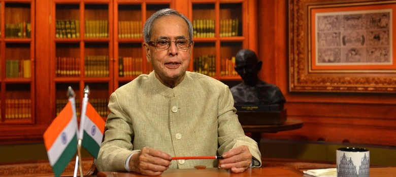 Demonetisation may temporarily slow down the economy: President Pranab Mukherjee