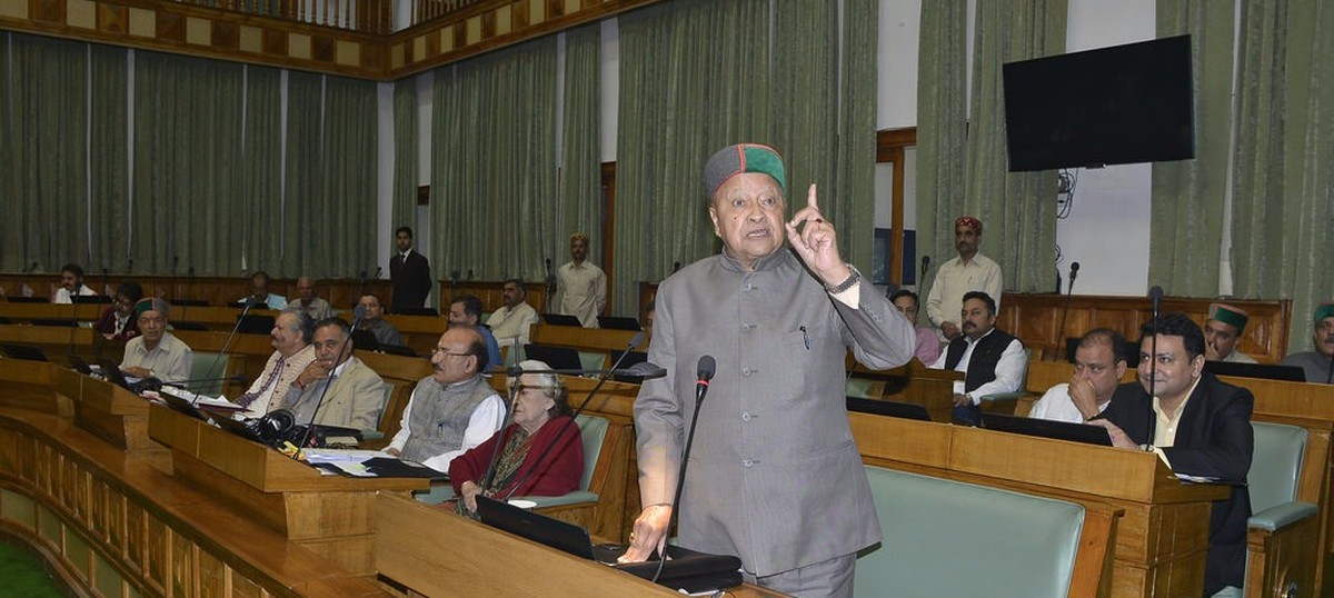 Disproportionate assets case: Ex-Himachal CM Virbhadra Singh, wife named as accused in chargesheet