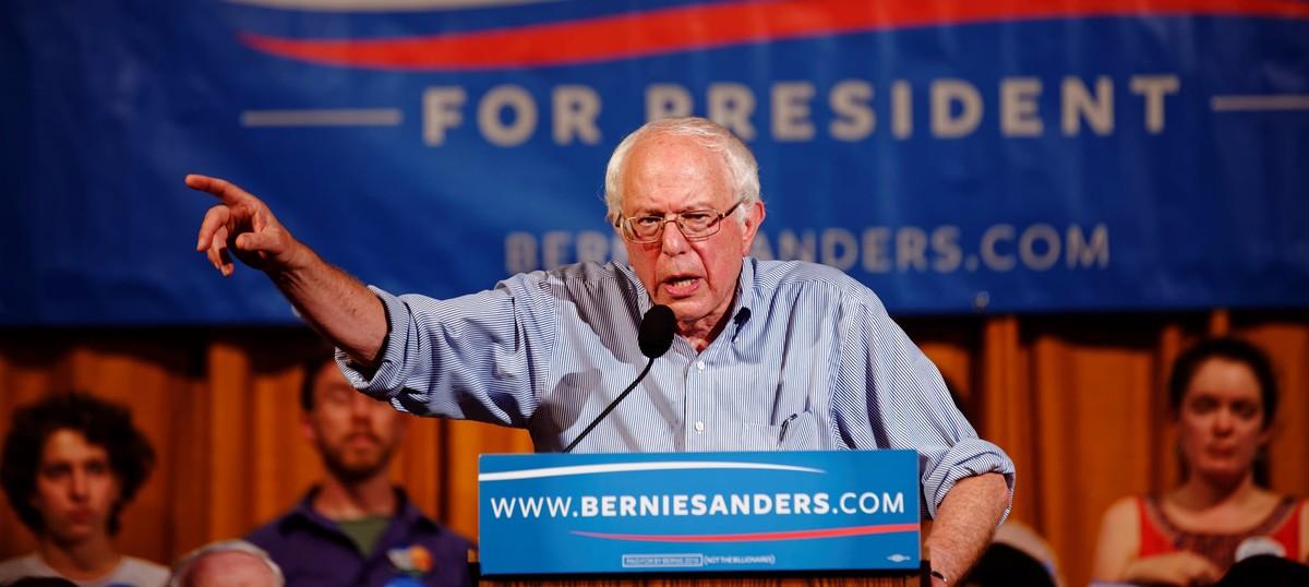 United States: Senator Bernie Sanders announces run for presidency in 2020