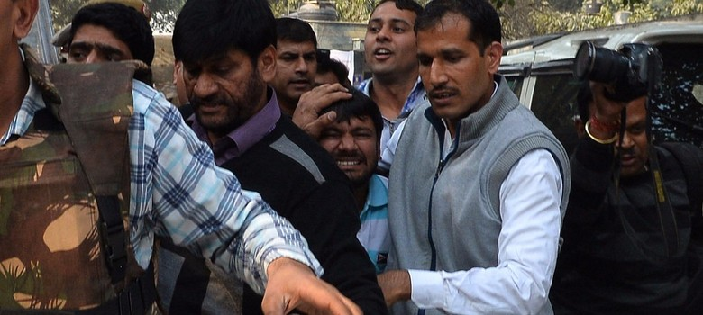 JNU row: BJP MLA OP Sharma arrested for Patiala House Court brawl, let out on bail