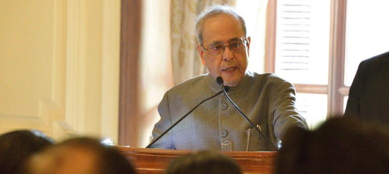 President Mukherjee approves Haryana cow protection Bill
