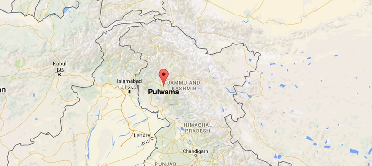 Protests in South Kashmir's Pulwama after security forces kill three militants