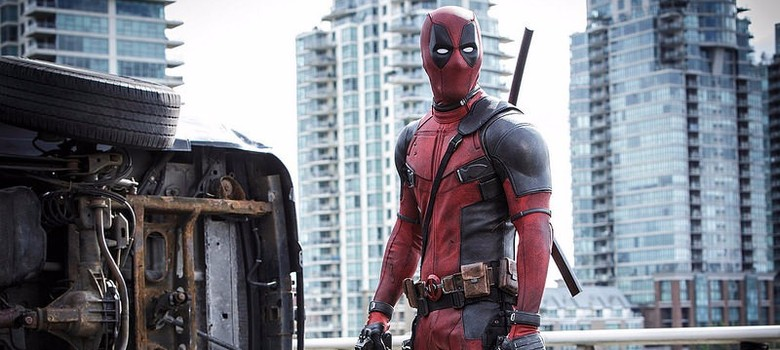 The overpaid tool that directed 'Deadpool'