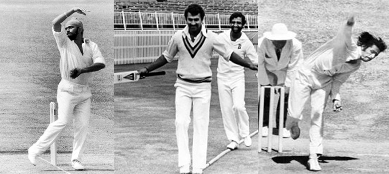 Image result for india  all out 79 v pakistan sialkot odi 1978