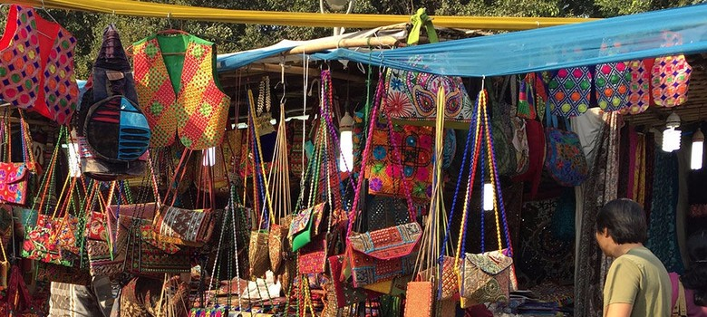 Mission derailed: Dilli Haat is meant for artisans but dominated by traders