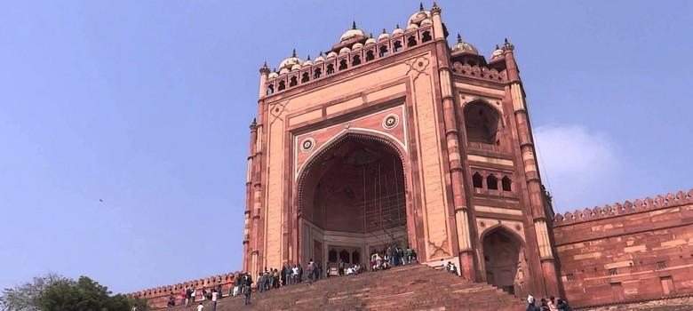 'Did Bill Gates build Buland Darwaza?': Sarcasm follows Twitter drive to erase India's Mughal past