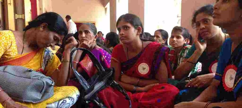 Bangalore's garment workers raise an old cry for their rights and better wages