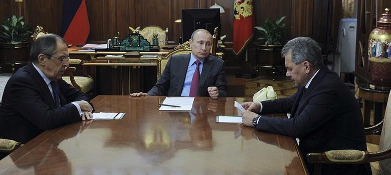 Russian Syria withdrawal: Vladimir Putin is the consummate political gambler