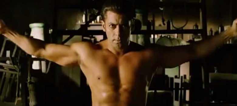 Dare to bare like Salman Khan