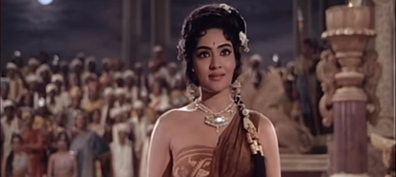 Films that are 50: History, dance, and high fashion in 'Amrapali'