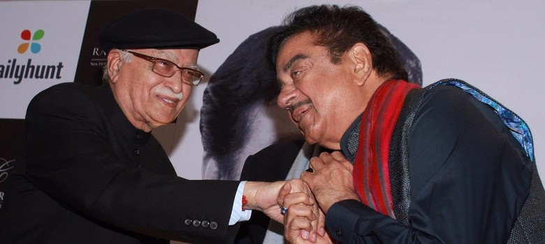 Shotgun Sinha silent, only Yashwant makes some noise as BJP rebels opt to be diplomatic