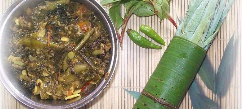 Climate change is taking its toll on Assam's cuisine and culture