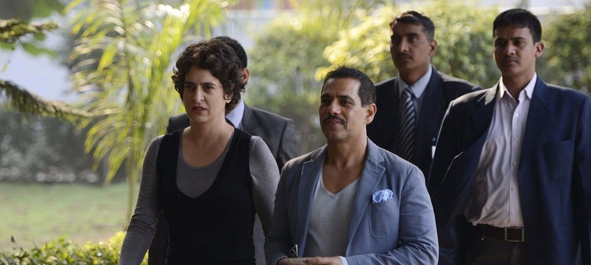 Twitter has a field day as Robert Vadra says he doesn't need Priyanka