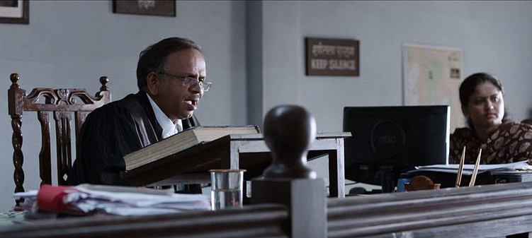 In acclaimed film 'Court', cameraman Mrinal Desai's view adds a vital edge