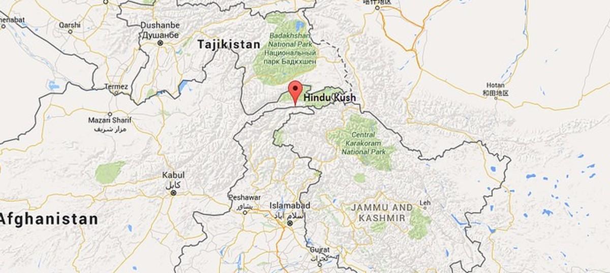 Earthquake of magnitude 6.8 hits Hindu Kush mountain range, tremors felt in north India