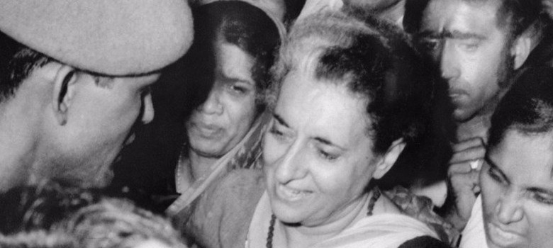article on indira gandhi