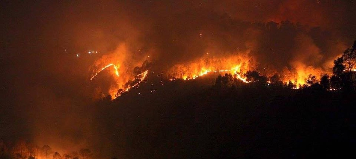 The Daily Fix: Uttarakhand's forest fires may be routine, but they're also getting bigger