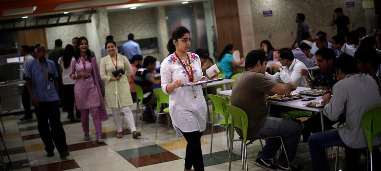 Forget the 'glass ceiling' – Indian women must worry about the 'sticky floor' instead
