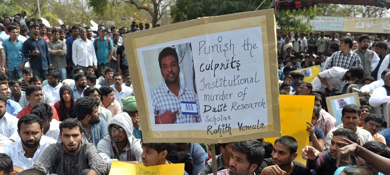 Read the letters HRD ministry sent Hyderabad University about 'anti-national' activities on campus