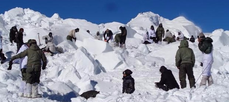 Expect the unexpected: What the first day of my command at Siachen taught me