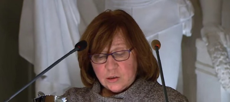 On the battle lost: Full text of Nobel Prize for Literature winner Svetlana Alexievich's speech