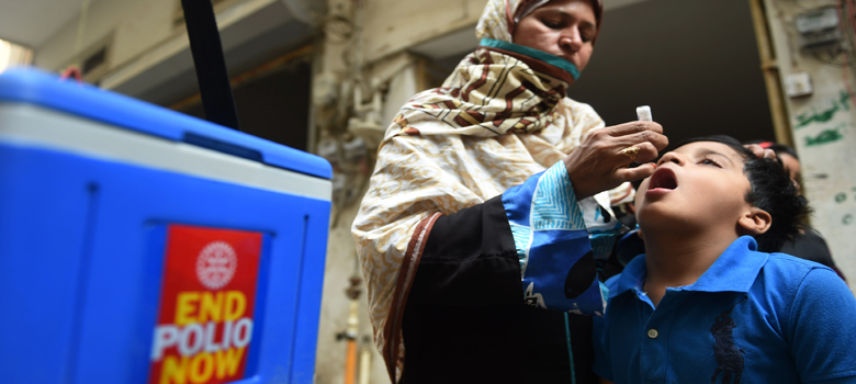 Could a smartphone help stop the next polio outbreak in Pakistan?