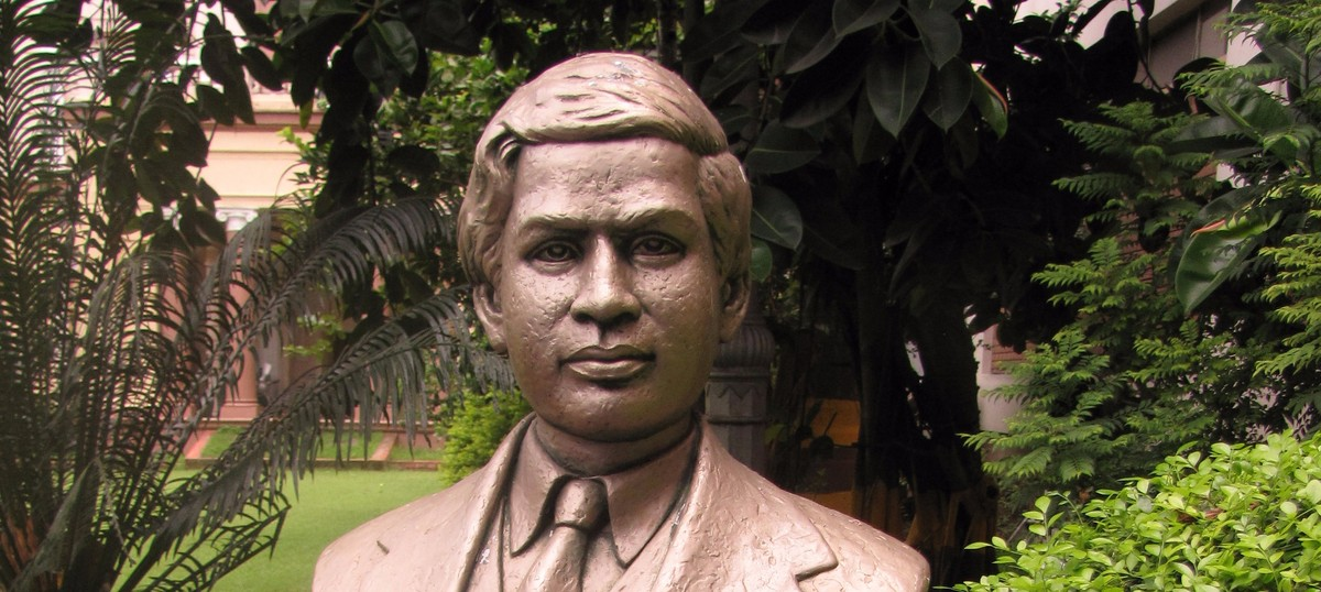 ak ramanujan The imperishable intellectual jewel: remembering ak ramanujan 24 years after his death surrounded by singular ideas of nation, person and faith, it is ramanujan's.