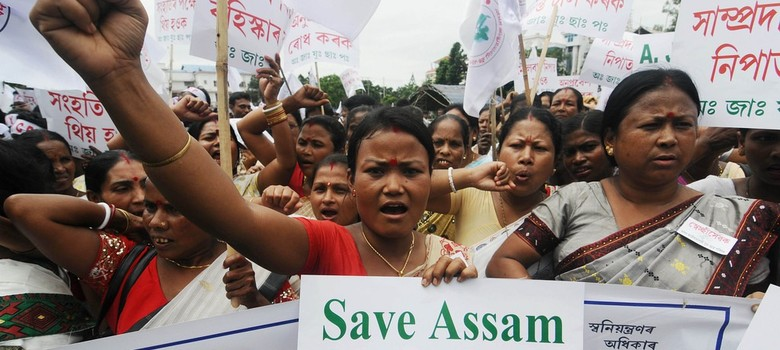 How the fear of migrants became the driving force of politics in Assam