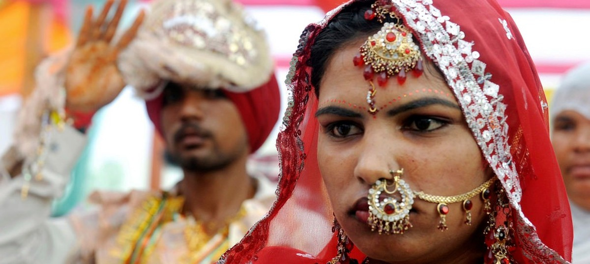 Just 5 Of Marriages In India Are Inter-Caste, Says Report-6804