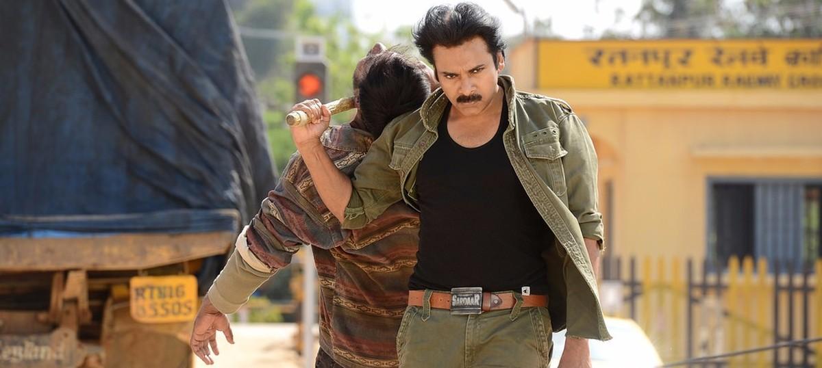 Film Review Sardar Gabbar Singh Is Strictly For Telugu Star Pawan