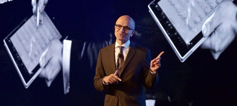 Microsoft would like to be the platform that helps India in its growth, says Satya Nadella