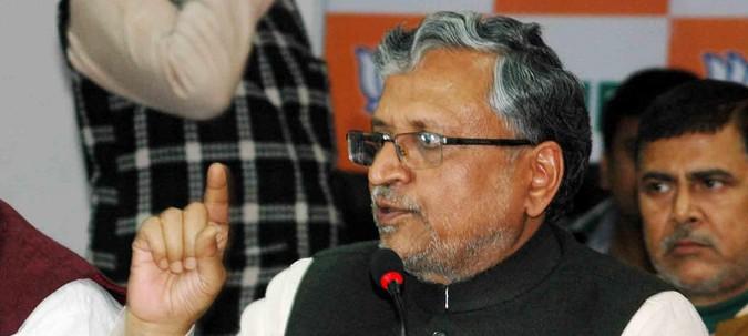 नीतीश कुमार को शहाबुद्दीन टेपकांड की अग्निपरीक्षा से गुजरना होगा : सुशील कुमार मोदी