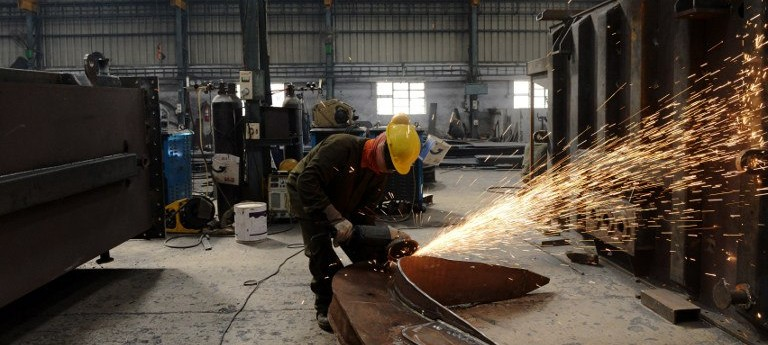 Industrial production slows to 3.6% in September