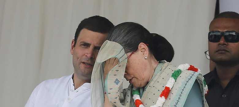 Image result for sonia gandhi rahul gandhi