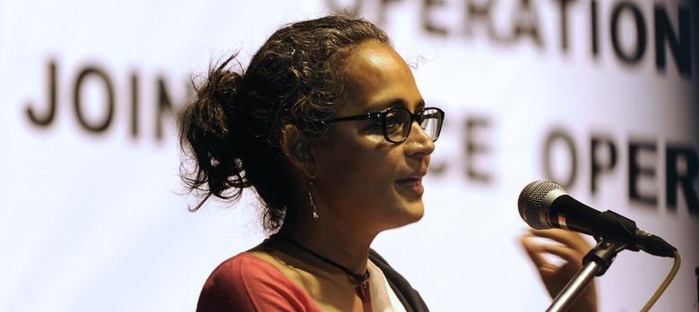 Image arundhati roy