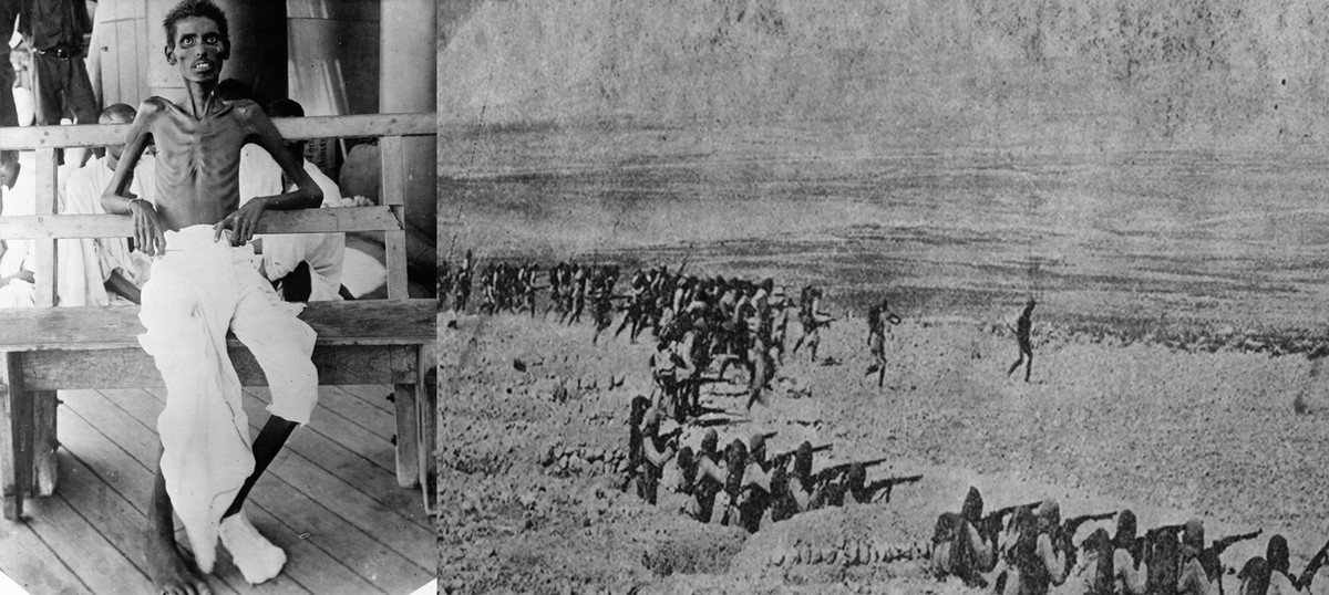 A hundred years ago, Indian soldiers in a WWI siege chose death over horsemeat