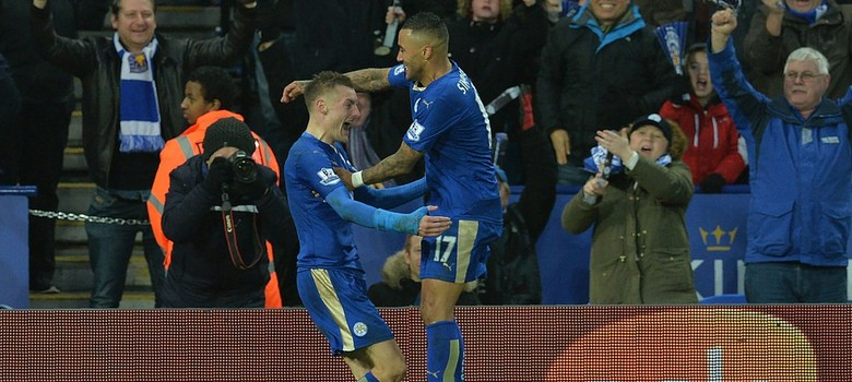 These charts show how incredible Leicester City's season has been