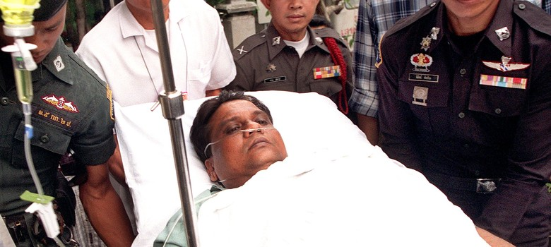 The patriotic don: Chhota Rajan was said to be helping India find Dawood Ibrahim