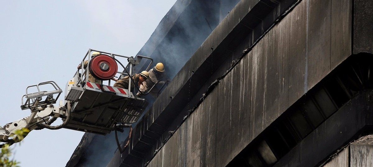 Natural History Museum fire: A small part of the Delhi childhood has died