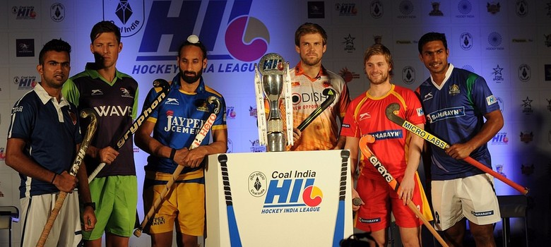 Image result for hockey india league