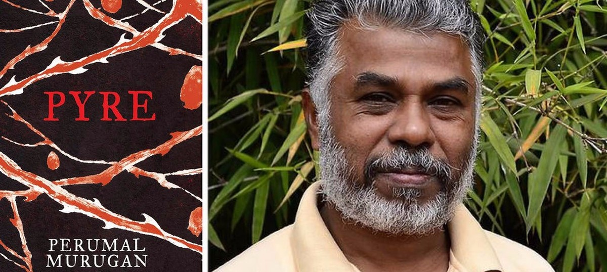 A new Perumal Murugan novel for English readers revisits passion and violence