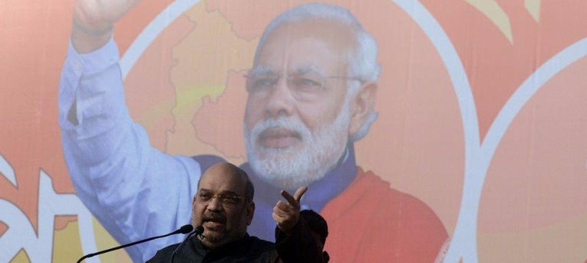 Why the Cabinet reshuffle signals the rise and rise of Amit Shah (and a fall for Arun Jaitley)