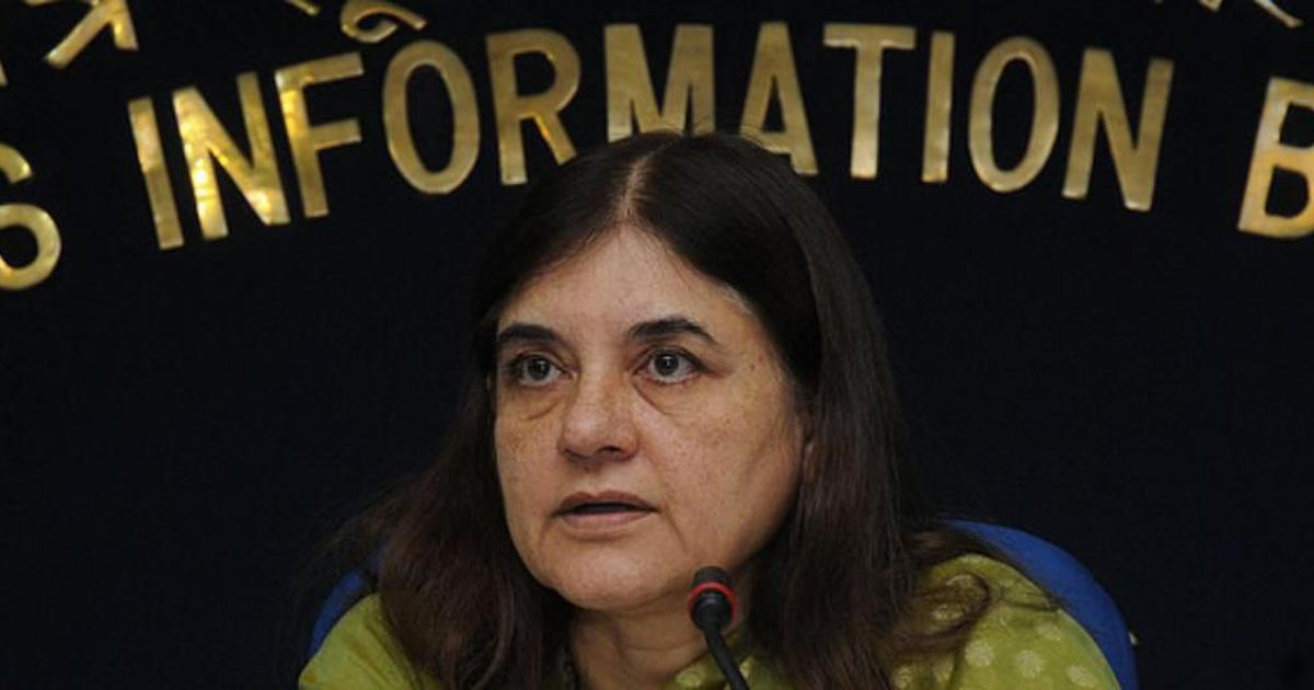 यौन उत्पीड़न के आरोपों को गंभीरता से लिया जाना चाहिए : मेनका गांधी