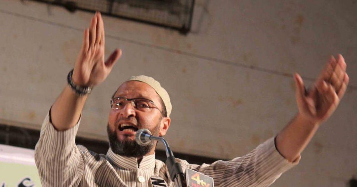 प्रणब मुखर्जी का आरएसएस मुख्यालय जाना बताता है कि कांग्रेस खत्म हो चुकी है : असदुद्दीन ओवैसी