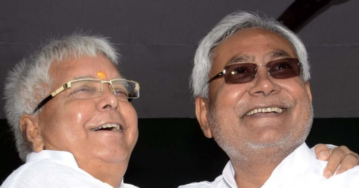 Bihar alliance in trouble? Nitish Kumar goes silent as CBI registers FIR against ally Lalu Yadav