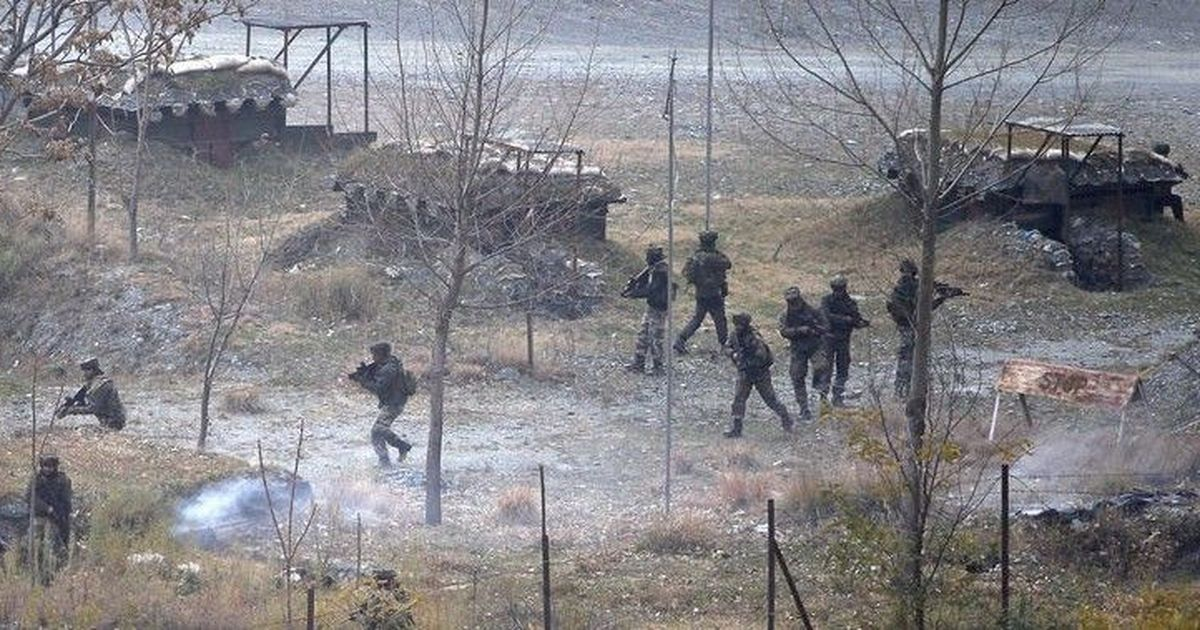 Indian Army foils attack by Pakistan's Border Action Team along LoC in Uri